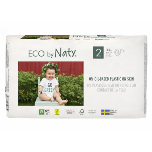 EKOPLENKY MINI 2 - 3-6 kg (33 ks) Naty