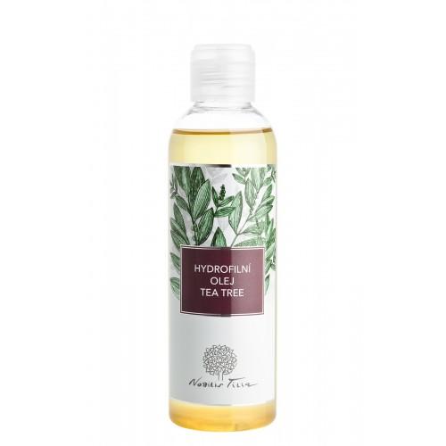 HYDROFILNÍ OLEJ S TEA TREE (200 ml) Nobilis