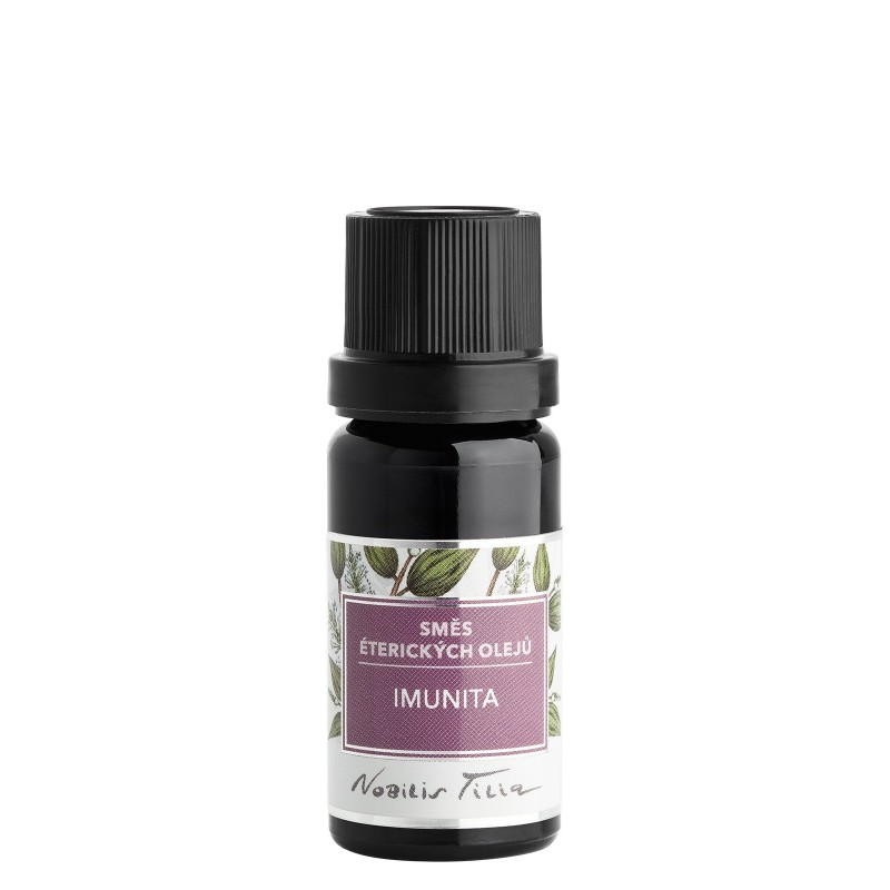 SMĚS ÉTERICKÝ OLEJŮ IMUNITA (10 ml) Nobilis