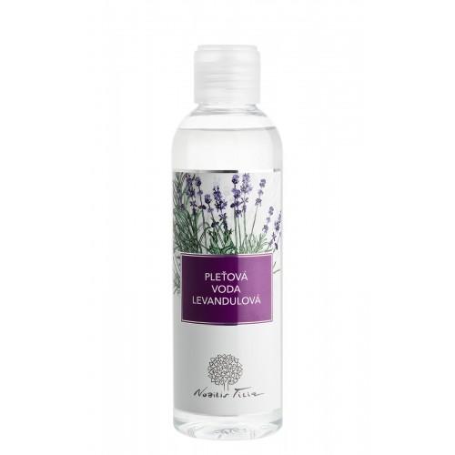 PLEŤOVÁ VODA - LEVANDULE (200 ml) Nobilis