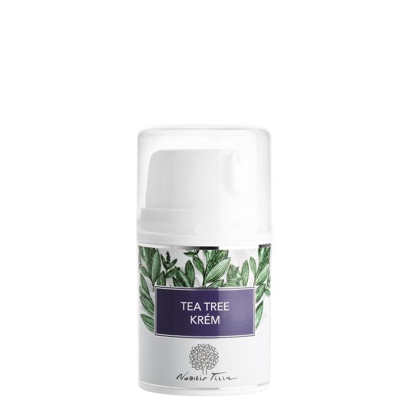 TEA TREE KRÉM (50 ml) Nobilis