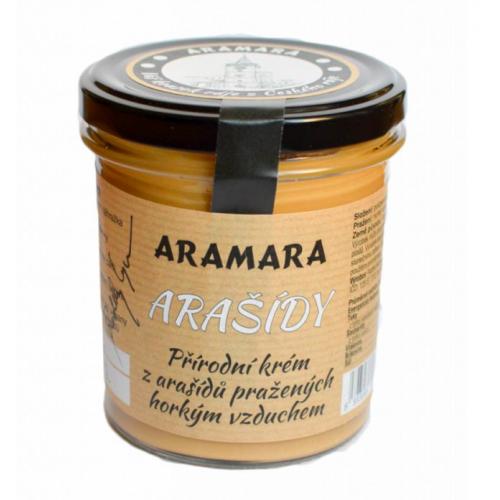 ARAŠÍDOVÝ KRÉM (300 g) Aramara